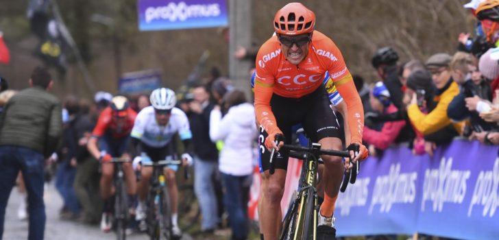 "Van Avermaet: ""Kansen in meerdere etappes in Tirreno-Adriatico"""