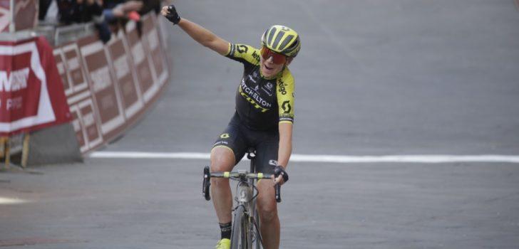 Van Vleuten hervat competitie met oog op Ronde van Vlaanderen