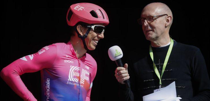 EF Education First bevestigt: Sep Vanmarcke rijdt de Ronde