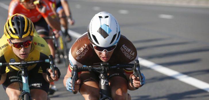 Ronde van Vlaanderen niet in gevaar voor Oliver Naesen