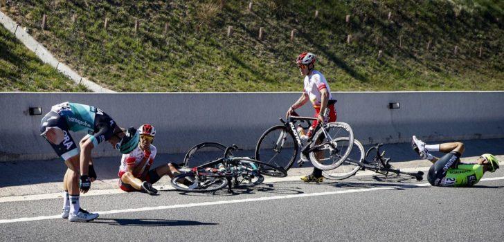 José Herrada breekt sleutelbeen na valpartij in Catalonië