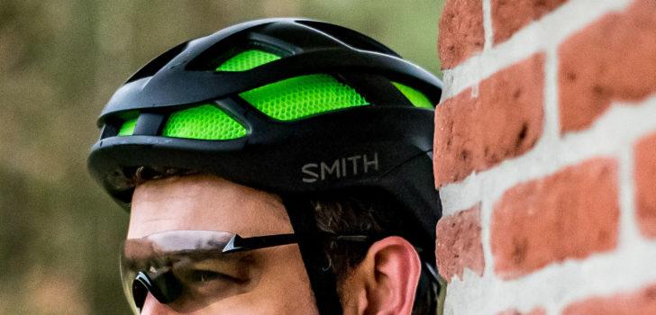 SMITH Trace MIPS fietshelm: Dubbel zo veilig