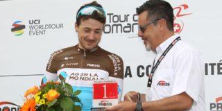 Gougeard pakt eindzege Circuit Cycliste Sarthe, Riesebeek derde
