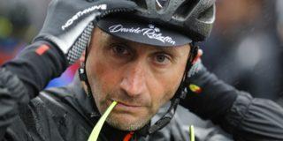 Davide Rebellin koerst na 22 jaar weer tegen een Van der Poel