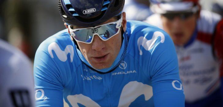 Movistar met drie debutanten in Tour Down Under