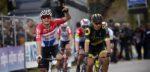 Mathieu van der Poel wint boeiende Dwars door Vlaanderen