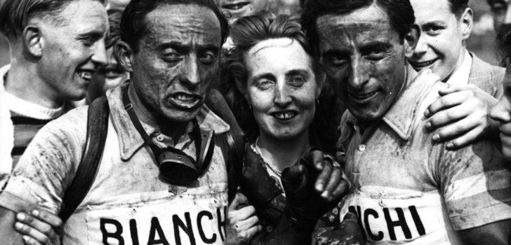Fausto Coppi, Daria Shmeleva, NK Derny
