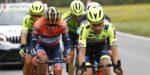 Visconti in de lappenmand na zware crash in Ronde van Oostenrijk