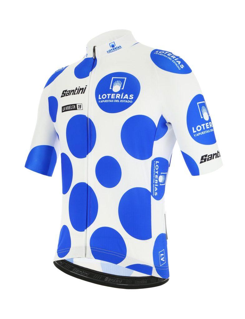Santini doet leiderstruien Vuelta a España 2019 uit de
