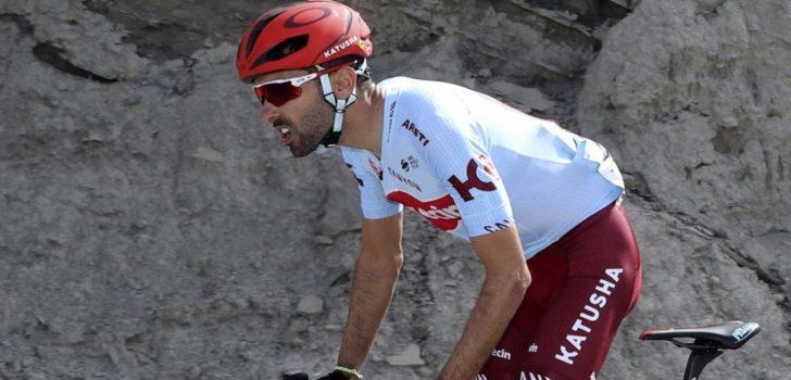 Giro 2019: Katusha-Alpecin verder zonder Navarro
