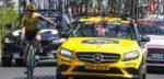 Giro 2019: Volgwagen Jumbo-Visma had sanitaire stop tijdens pech Roglic
