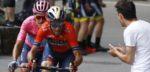 """Vincenzo Nibali: """"Richard Carapaz domineert de Giro op dit moment"""""""