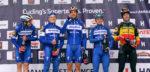 Deceuninck-Quick Step wint sprintkoers in Hammer Series, Jumbo-Visma blijft leider