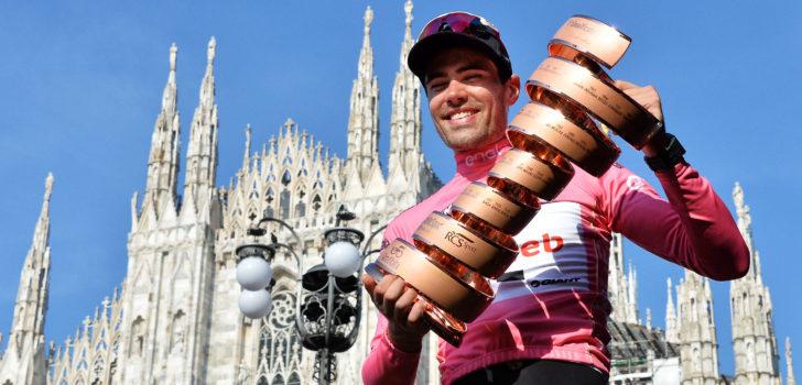 Eurosport zendt zeven etappes Giro d'Italia 2017 opnieuw uit