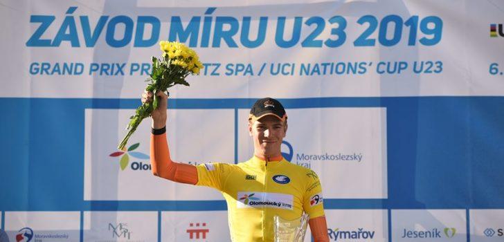 Nils Eekhoff zegeviert in proloog Grand Prix Priessnitz Spa
