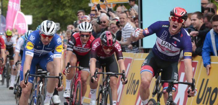 Alexander Kristoff spurt naar winst in Tour of Norway