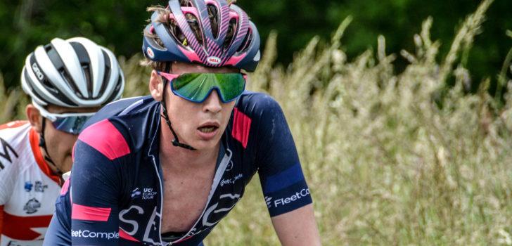Nederlandse equipe verliest na Inkelaar ook Arensman in L'Avenir