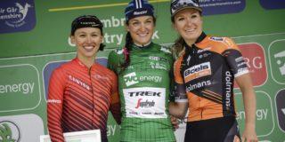 Lizzie Deignan richt zich op Giro Rosa en Ronde van Vlaanderen