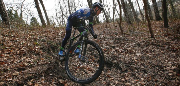 Milan Vader prolongeert zijn nationale titel op de mountainbike