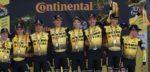 Tour 2019: Jumbo-Visma voorlopig best verdienende ploeg