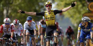 """Wout van Aert: """"Mag mijn kans gaan in lastigere ritten in de Tour"""""""