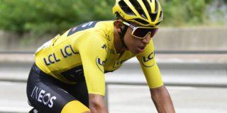 Egan Bernal spreekt zich uit over Colombiaanse dopinggevallen