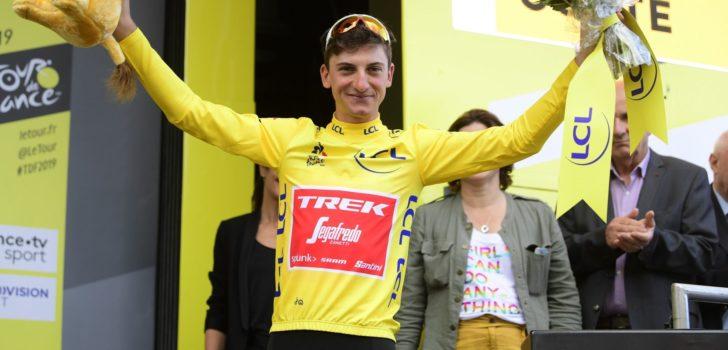 """Ciccone in het geel: """"Nog niet helemaal doorgedrongen"""""""