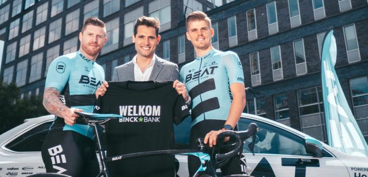 """BinckBank stapt per direct in bij BEAT Cycling Club: """"We willen groeien"""""""