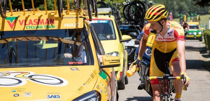 Vlasman Cyclingteam stopt door corona
