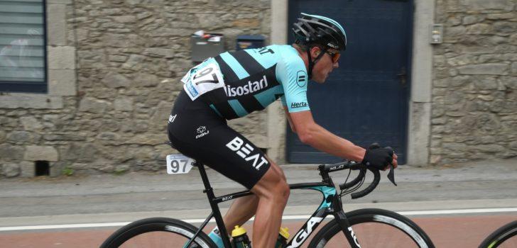 'Geoliede trein' BEAT Cycling Club wint ploegentijdrit Kreiz Breizh