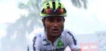Vuelta 2019: Amanuel Ghebreigzabhier stapt af na val tijdens demarrage