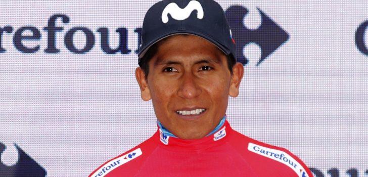 """Nairo Quintana: """"Ik zal de trui dinsdag verliezen"""""""