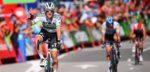 Vuelta 2019: Bennett wint door valpartij ontsierde etappe, Jakobsen komt tekort