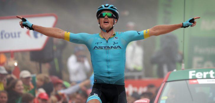 Vuelta 2019: Fuglsang beste vluchter op La Cubilla, Roglic pakt tijd op Valverde