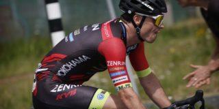 Raymond Kreder zegeviert in Tour de Hokkaido