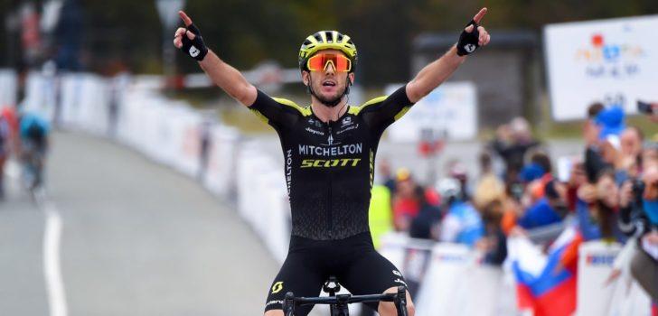 Adam Yates bevestigt favorietenstatus in CRO Race met dubbelslag