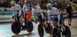 Teamsprinters op goudkoers tijdens EK Baan