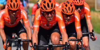 CCC Team neemt deel aan Sibiu Cycling Tour