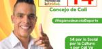 Jarlinson Pantano wil de Colombiaanse politiek in