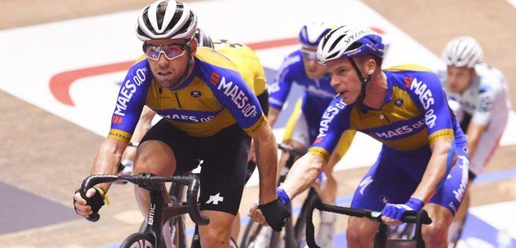 Cavendish wil ooit nog eens Zesdaagse van Gent winnen met Keisse