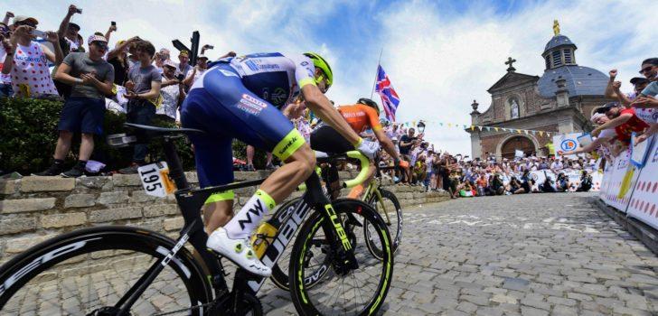 Muur van Geraardsbergen ontbreekt in Ronde van Vlaanderen 2020