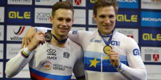 Nederland trekt met stevige afvaardiging naar EK baanwielrennen in Grenchen