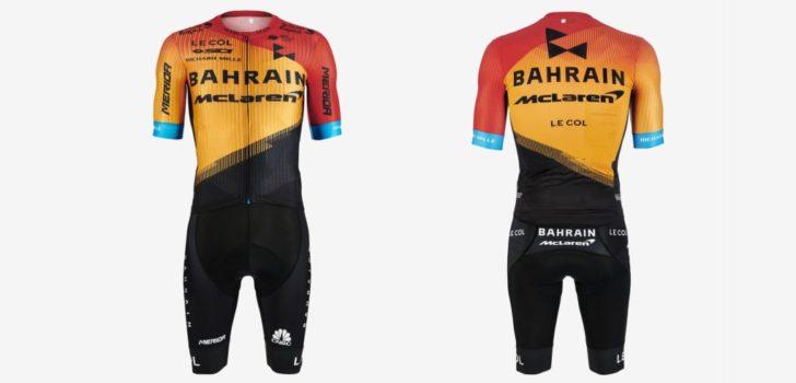 Bahrain McLaren 2020