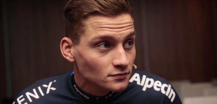 Wildcard is binnen: Mathieu van der Poel kan debuteren in Parijs-Roubaix
