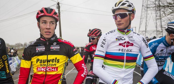 """Van der Poel: """"Bij ons is geen feestje gevierd na de titel"""""""