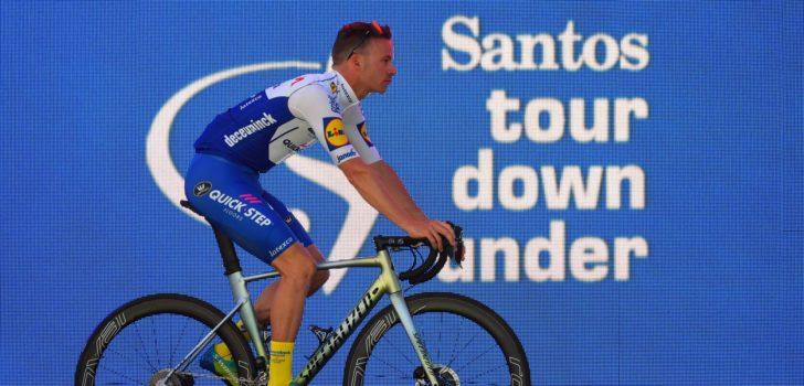 Ploegenpresentatie Tour Down Under in beeld
