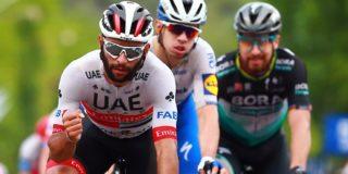 UAE Emirates met sterrenensemble naar Ronde van Burgos