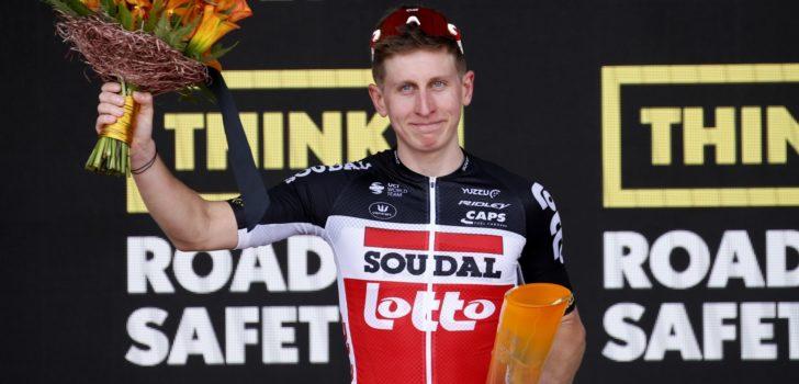 Deze renners van Lotto Soudal zijn al zeker van de Giro en Vuelta