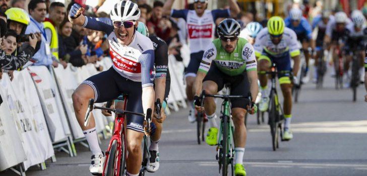 Matteo Moschetti begint seizoen met zege in Trofeo Ses Salines-Felanitx