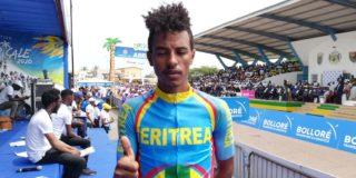Tesfatsion wint Tour du Rwanda, slotrit is voor Díaz